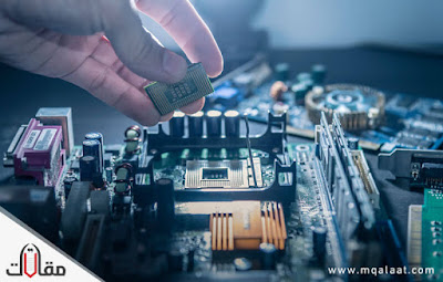 مكونات جهاز الكمبيوتر وكيف تتكامل مع بعضها البعض