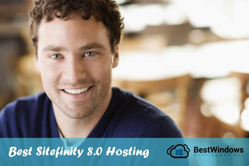 Best Sitefinity 8.0 with Free ASP.NET Hosting