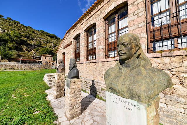 Θεσπρωτία: Προχωρά η αποκατάσταση της ιστορικής οικίας Μπούση στο Σούλι