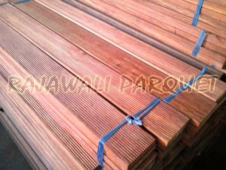 harga decking kayu Kruing