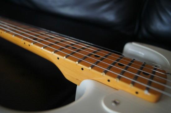 Đàn Guitar Điện Fender Eric Johnson Stratocaster
