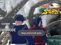 Naruto Senki Mod Cavin Storm 4 Apk Unlimited Money Terbaru For Android Free