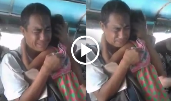 Video Pilu Isteri Lari Tinggalkan Suami Dan Anak Yang Sedang Sakit