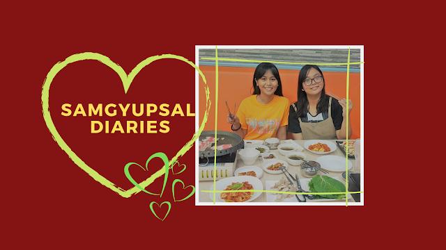 Samgyupsal Diaries Kimchi Adventures