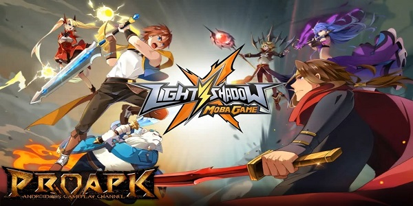 Game Moba Android Light X Shadow