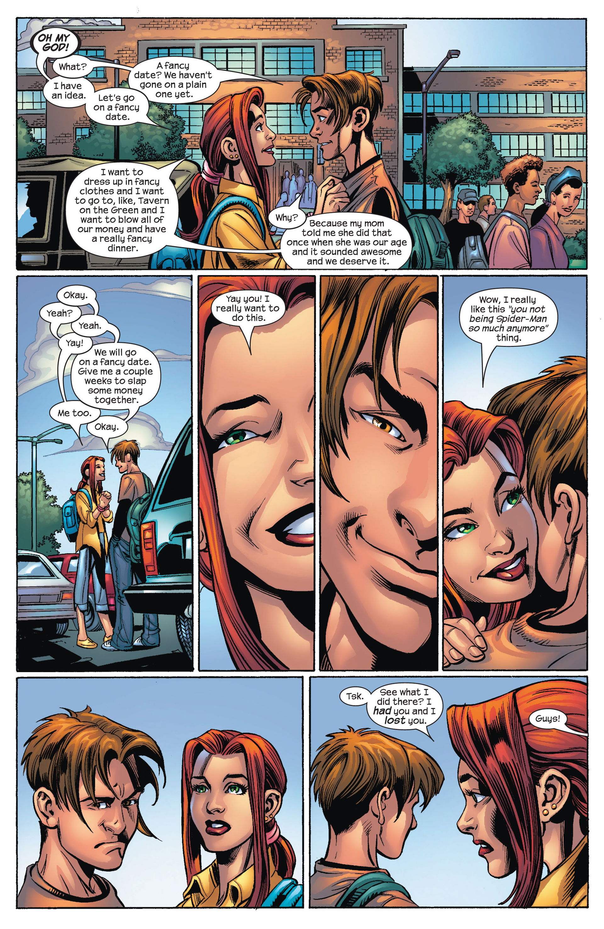 Read online Ultimate Spider-Man (2000) comic -  Issue #68 - 16