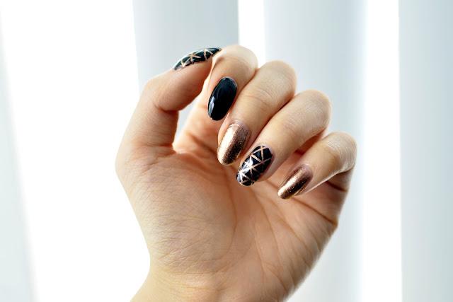 Fun size beauty manimonday geometric nail art ft formula x fun size beauty manimonday geometric nail art ft formula x alchemy ii prinsesfo Images
