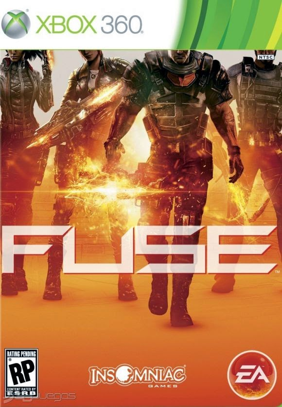 Fuse XBOX360 free download full version