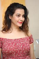 Diksha Panth in a Deep neck Short dress at Maya Mall pre release function ~ Celebrities Exclusive Galleries 111.JPG