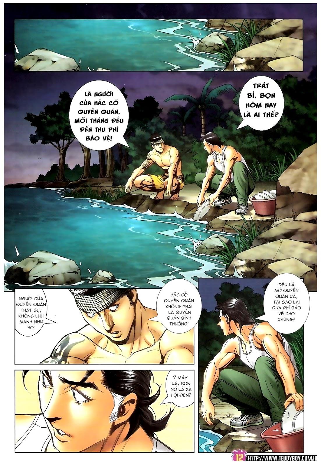 Người Trong Giang Hồ - Chapter 1392: Hắc Thế Lực Lào - Pic 11