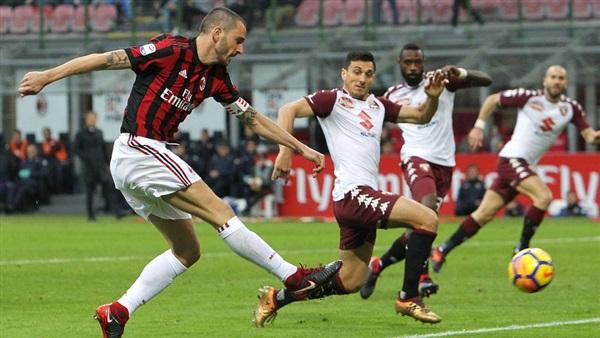 مشاهدة مباراة ميلان وتورينو بث مباشر اليوم 28-1-2020 في كأس ايطاليا