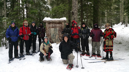 Best Snowshoeing Trip EVER!