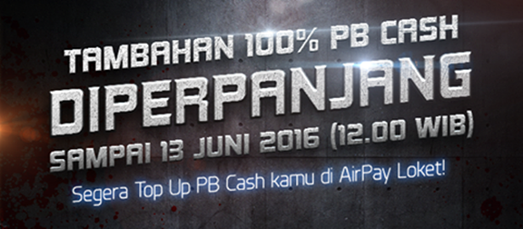 Top up Promo