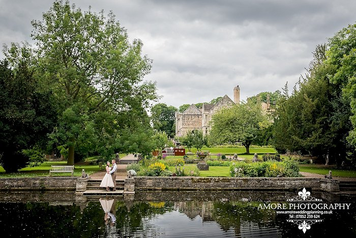 Monk Fryston Hall Wedding Photography