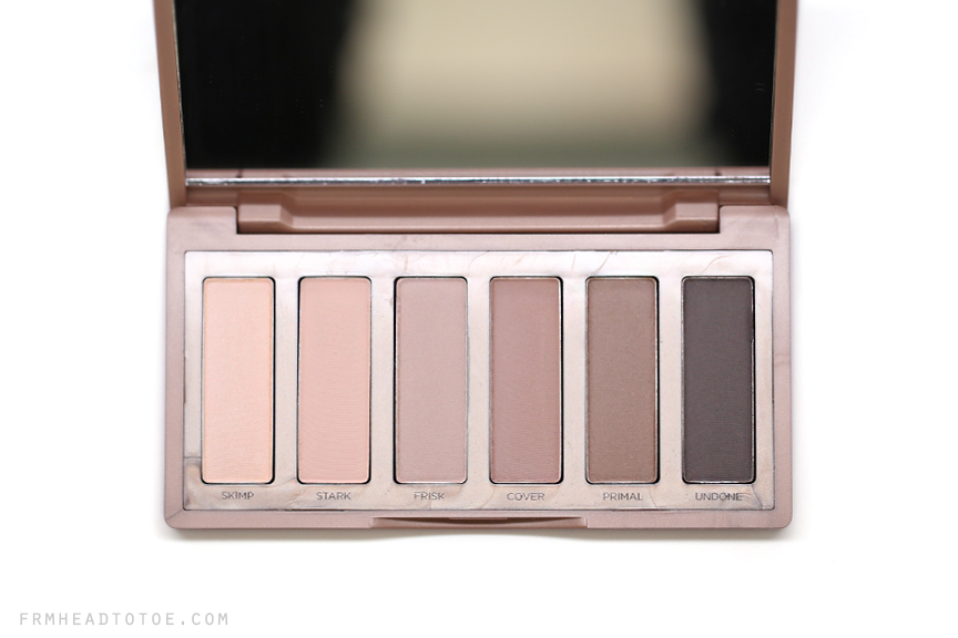 Naked2 Basics Eyeshadow Palette by Urban Decay #18