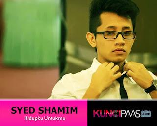 Foto Gambar Image Syed Shamim - Hidupku Untukmu
