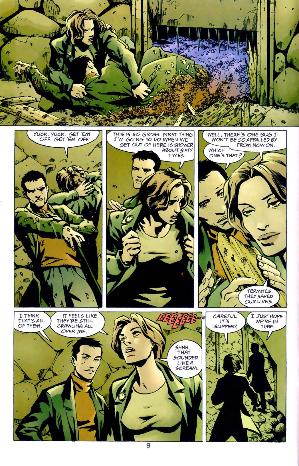 Read online Midnight, Mass comic -  Issue #5 - 10