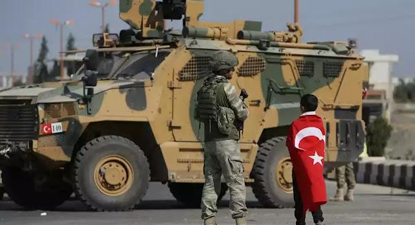 Περιπολίες της Τουρκίας κοντά στα σύνορα με τη Συρία. Ερντογάν: Θα παραμείνουμε στο Ιντλίμπ, όσο η Συρία συνεχίζει την «επίθεση βίας»