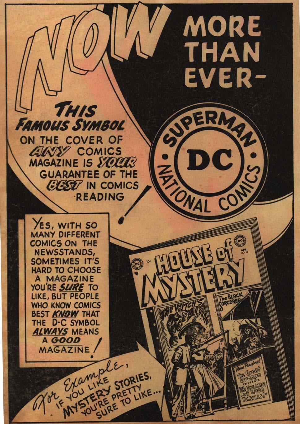 Strange Adventures (1950) issue 31 - Page 2