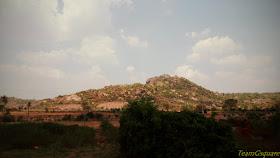 Ramadevara durga betta, Kanakapura