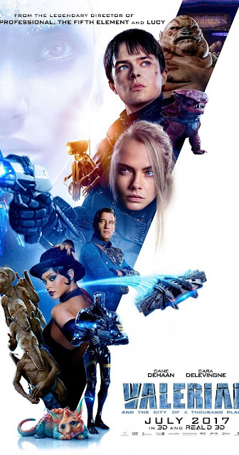 Valerian and the City of a Thousand Planets (2017) ταινιες online seires oipeirates greek subs