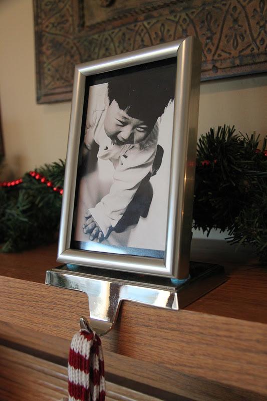 Kara's Creative Place: A Christmas Mantel