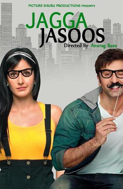 Jagga Jasoos 2016 full movie