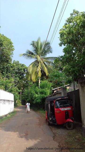 Sri Lanka - wycieczki część II