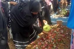 Semangat Kepala Desa Pandau Bujuk Warga Menerima Jenazah Teroris Beny Samsu