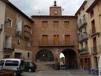 Ainzón -Plaza Mayor