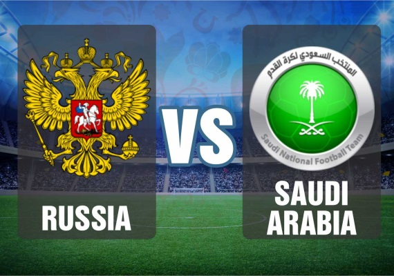 Russia vs Saudi Arabia, Group A fixture between Russia vs Saudi Arabia