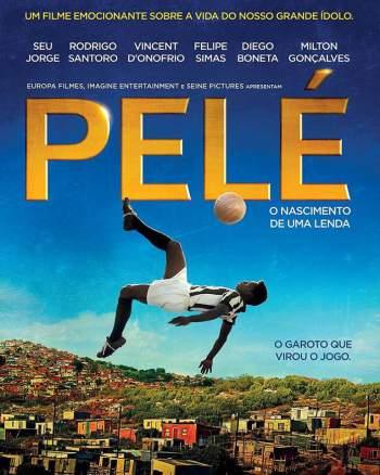 Pelé: O Nascimento de uma Lenda Torrent – BluRay 720p/1080p Dual Áudio