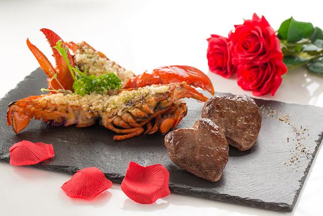 Park Hotel Hong Kong February Romantic Presents Love Moments