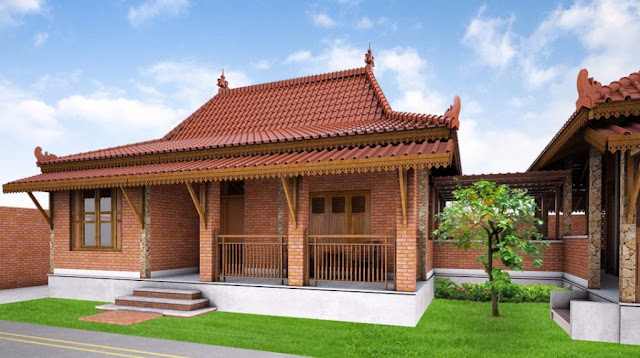 Begini Jasa Bangun Rumah Etnik & Tradisional Jawa di Lampung Harga Terjangkau