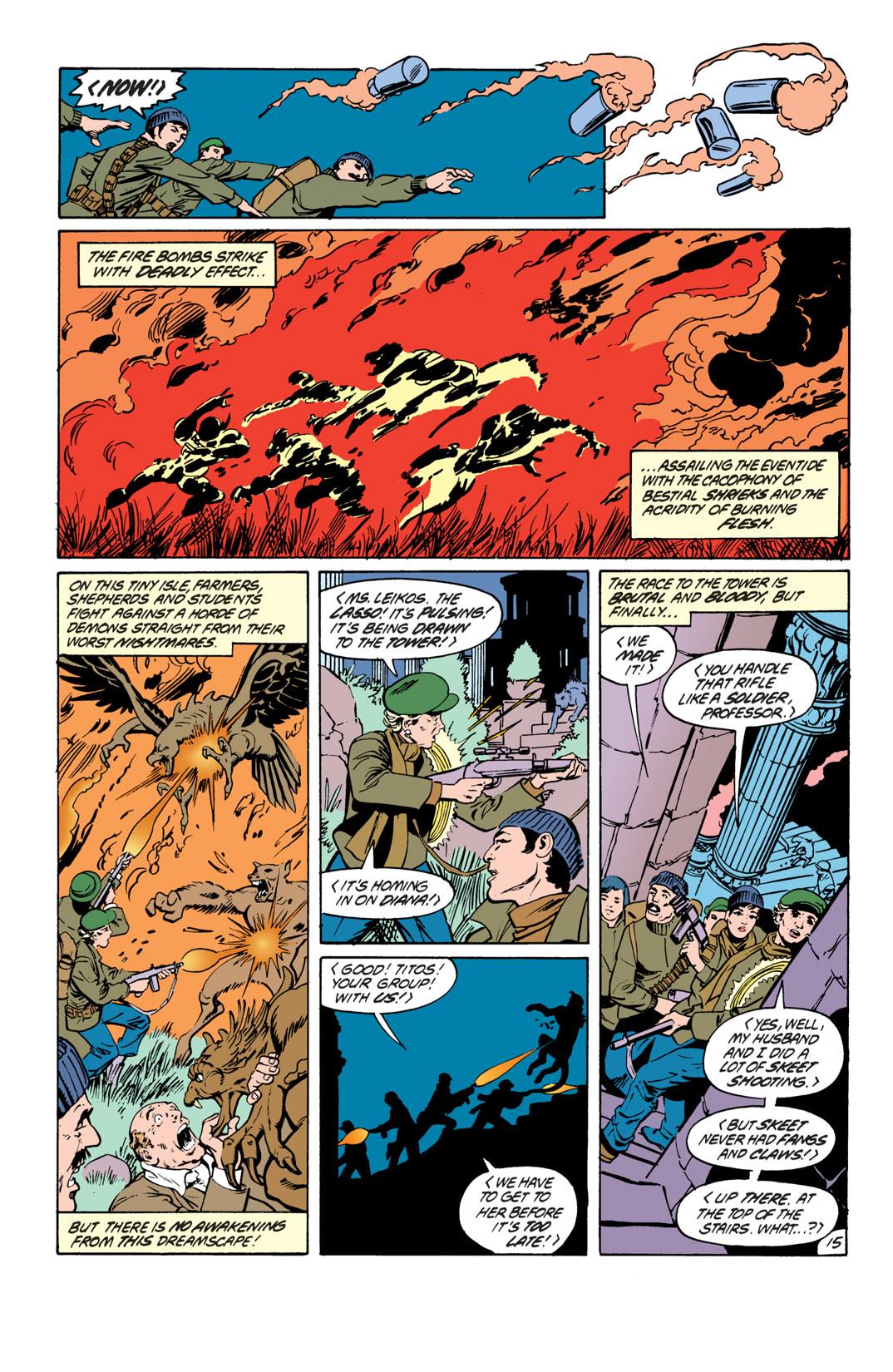 Read online Wonder Woman (1987) comic -  Issue #19 - 16