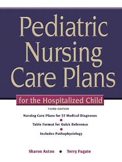 Pediatric nursing care plans for the hospitalized child 3rd edition