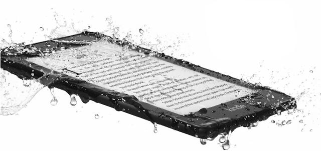 Amazon Kindle Paperwhite 2018 Waterproofed