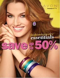 Avon Campaign 6 2013 Catalogs