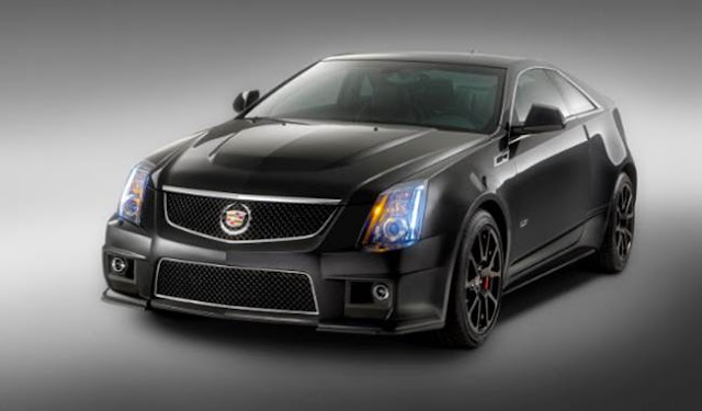 2018 Cadillac CTS V Coupe Specs and Price