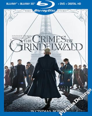 Animales Fantásticos: Los Crímenes De Grindelwald (2018) HD 1080P Latino