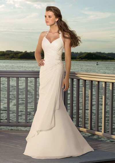 Styles Beach Wedding Dresses