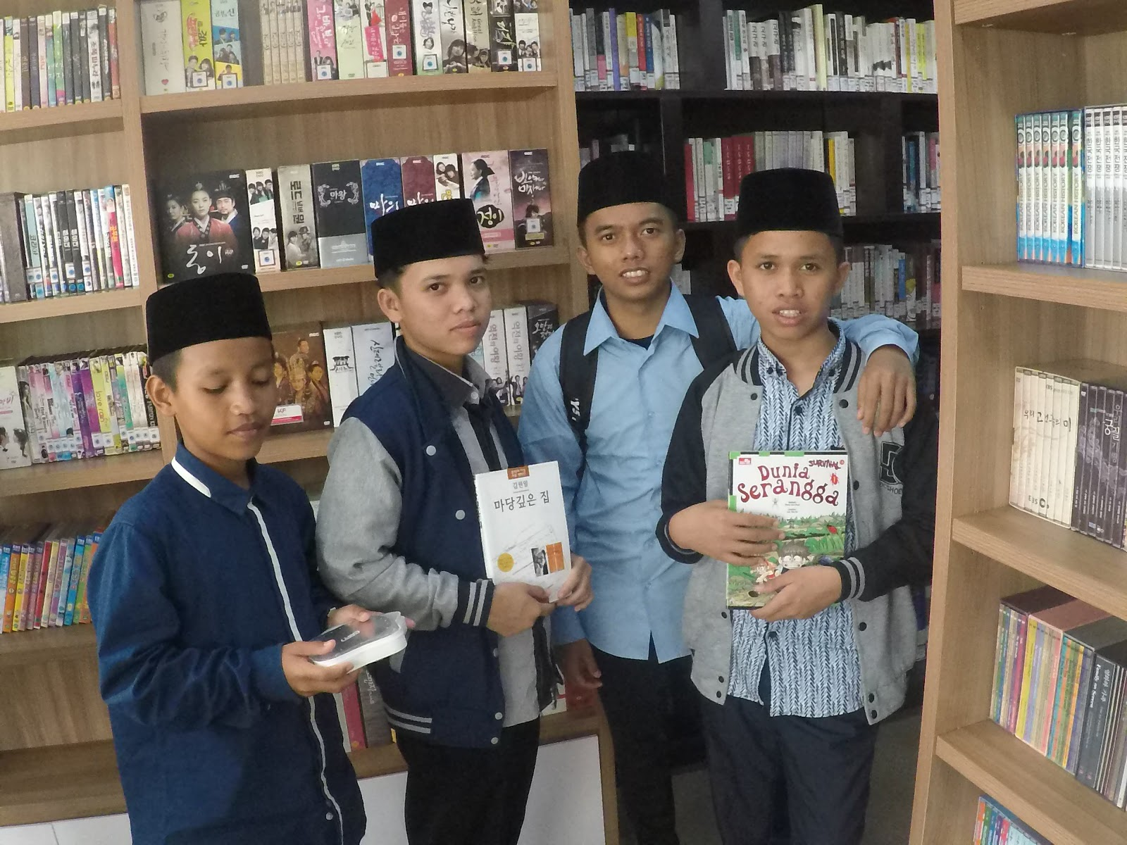 Gallery Study Tour Anamfal Pesantren at Korean Culture Center  Pesantren Quran Anamfal I معهد