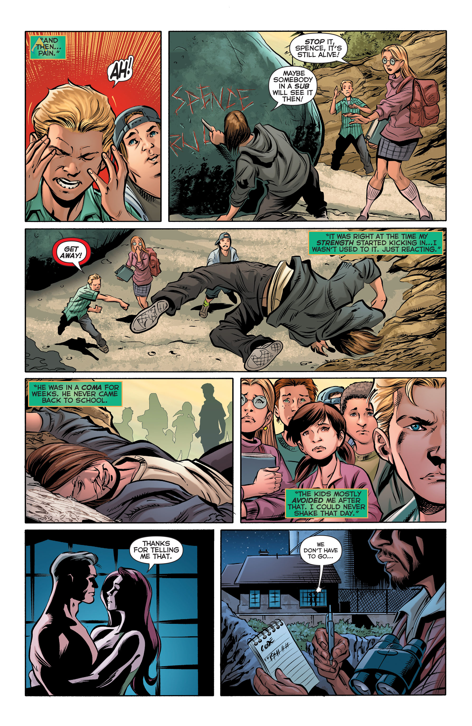 Read online Aquaman (2011) comic -  Issue #28 - 12