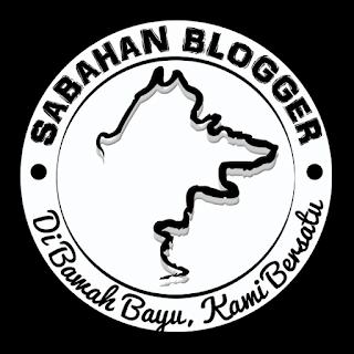 Logo Sabahan Blogger