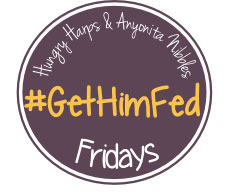 I participated at #GetHimFed Fridays