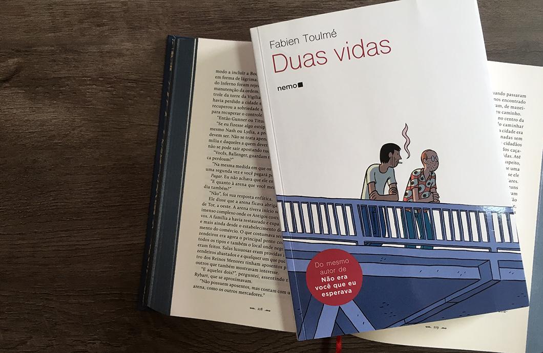 Duas Vidas: nenhum leitor será o mesmo depois dessa HQ do Fabien Toulmé | Resenha