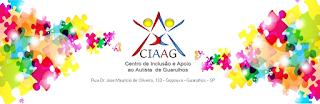 CIAAG - Centro de Inclusão e Apoio ao Autista de Guarulhos