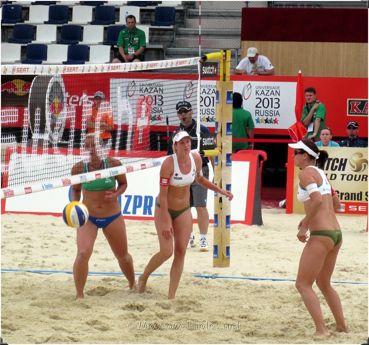 Beach Volleyball LOSS OF A POINT
