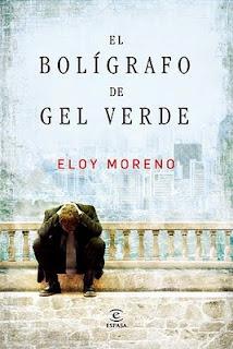 """""""El bolígrafo de gel verde"""" de Eloy Moreno"""