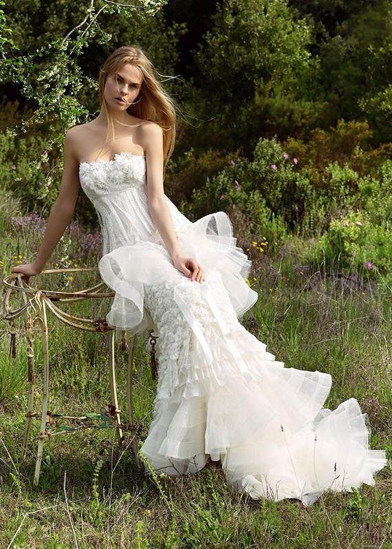 bridesmaid dresses Bohemian Wedding Dresses